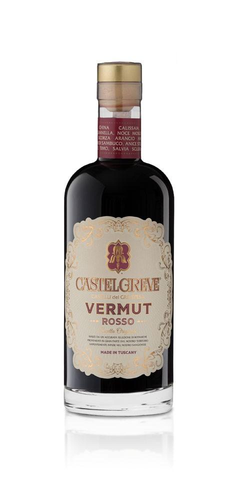 Vermut Castelgreve, Vermouth toscano italiano